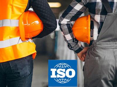 Certificação ISO 45001