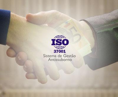 Sistema de Gestão Antissuborno - ISO 37001